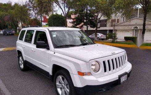 Urge!! Un excelente Jeep Patriot 2012 Automático vendido a un precio increíblemente barato en Coyoacán