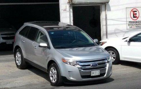Llámame inmediatamente para poseer excelente un Ford Edge 2012 Automático