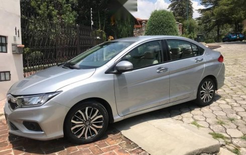 Auto usado Honda City 2018 a un precio increíblemente barato