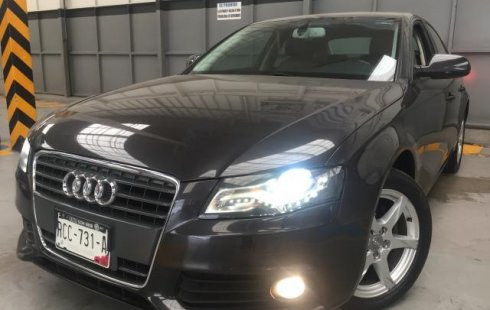 No te pierdas un excelente Audi A4 2012 Automático en México State