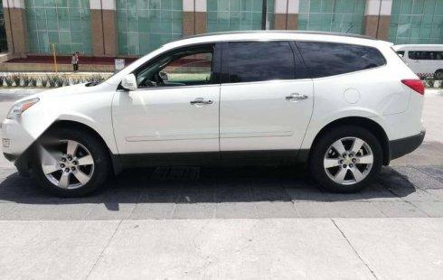 Se vende un Chevrolet Traverse 2012 por cuestiones económicas