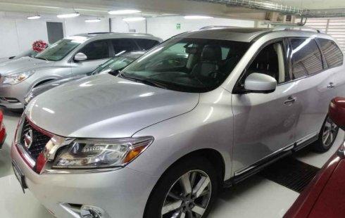 Nissan Pathfinder 2014 usado
