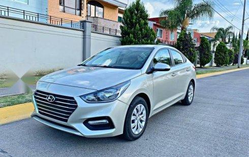 Quiero vender inmediatamente mi auto Hyundai Accent 2018 muy bien cuidado