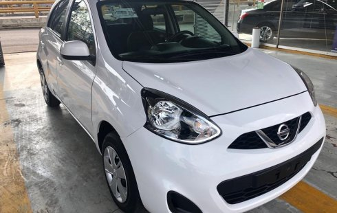 Se vende urgemente Nissan March 2016 Automático en Coyoacán
