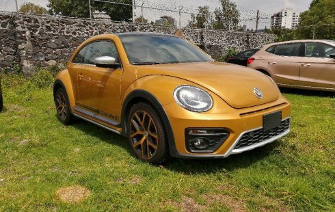 Llámame inmediatamente para poseer excelente un Volkswagen Beetle 2018 Automático