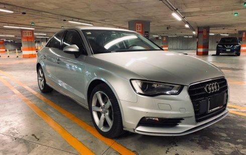 Se vende un Audi A3 2014 por cuestiones económicas