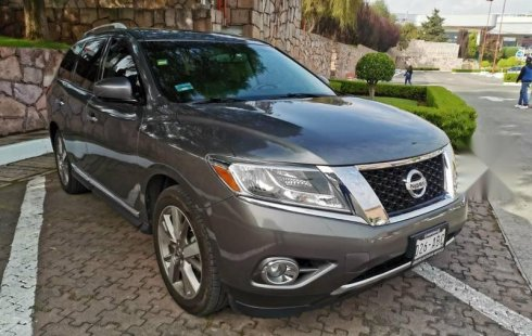 Nissan Pathfinder 2015 impecable