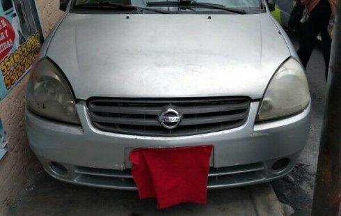 Un Nissan Platina 2002 impecable te está esperando