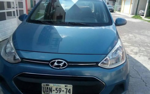 Hyundai Grand I10 impecable en Puebla más barato imposible