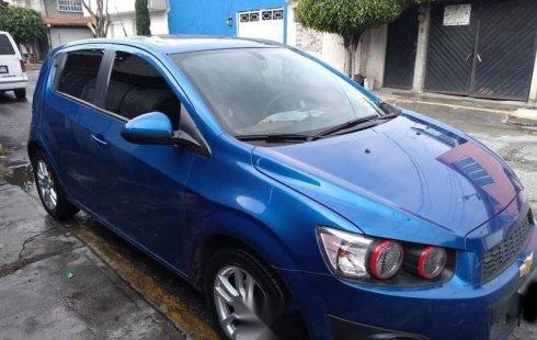 Chevrolet Sonic usado en Ecatepec de Morelos
