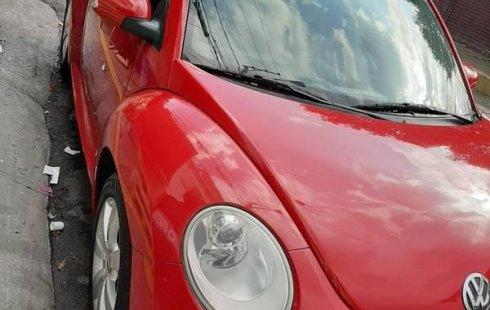 Se vende un Volkswagen Beetle 2008 por cuestiones económicas