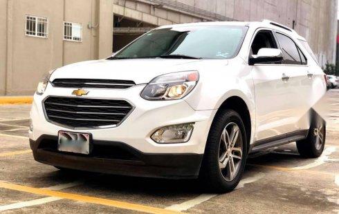Chevrolet Equinox impecable en Cuajimalpa de Morelos más barato imposible