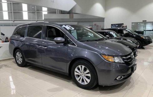 Honda Odyssey 2016 barato en Zapopan