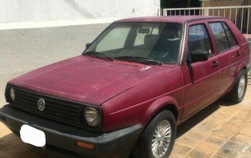 Se vende un Volkswagen Golf 1991 por cuestiones económicas