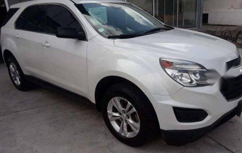 Quiero vender urgentemente mi auto Chevrolet Equinox 2016 muy bien estado
