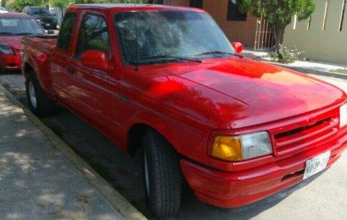 Quiero vender cuanto antes posible un Ford Ranger 1994