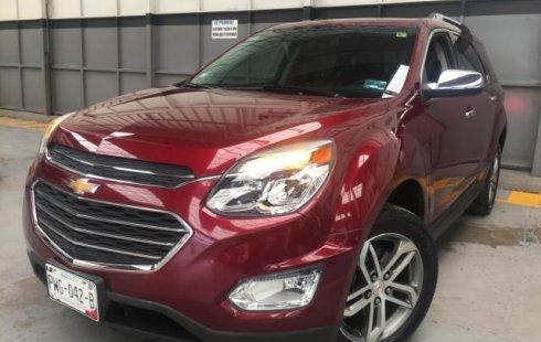 Chevrolet Equinox precio muy asequible