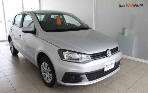 En venta carro Volkswagen Gol 2018 en excelente estado