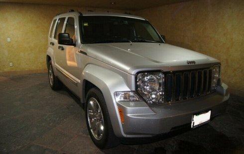 Precio de Jeep Liberty 2011