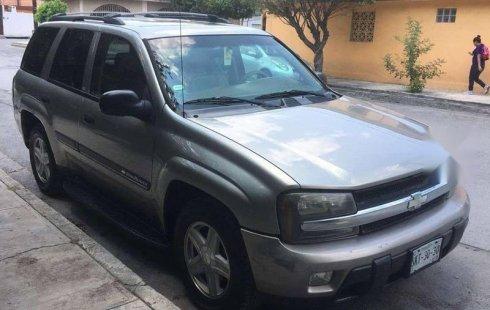 En venta un Chevrolet Blazer 2002 Automático en excelente condición