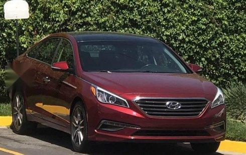 Pongo a la venta cuanto antes posible un Hyundai Sonata en excelente condicción