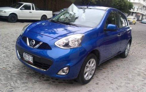 Urge!! Vendo excelente Nissan March 2018 Manual en en Guadalajara