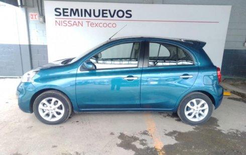 Nissan March 2014 en Texcoco