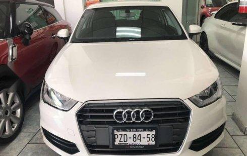 Tengo que vender mi querido Audi A1 2017