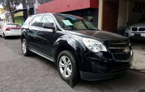 Llámame inmediatamente para poseer excelente un Chevrolet Equinox 2011 Automático