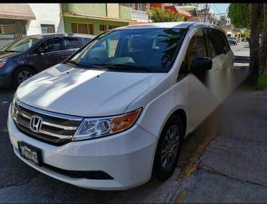 No te pierdas un excelente Honda Odyssey 2012 Automático en Gustavo A. Madero