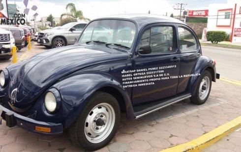 Excelente Vocho 2000 Puebla