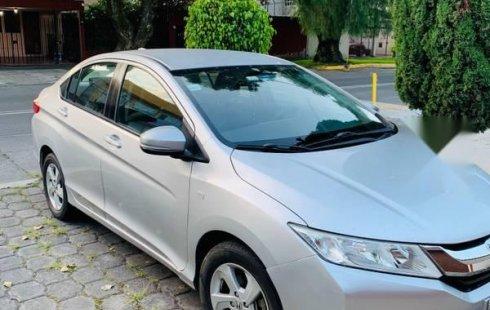 Carro Honda City 2016 en buen estadode único propietario en excelente estado