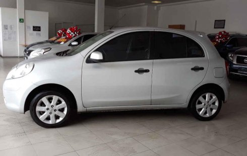 Nissan March 2012 impecable