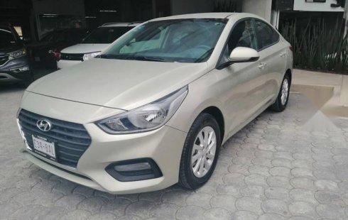 Tengo que vender mi querido Hyundai Accent 2019