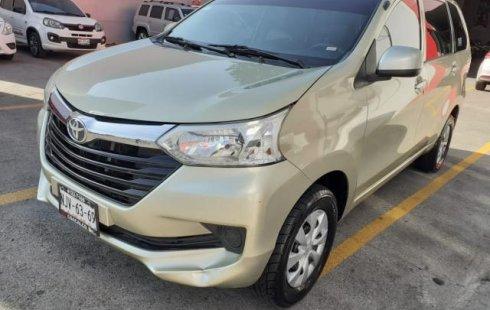 Se vende urgemente Toyota Avanza 2016 Automático en México State
