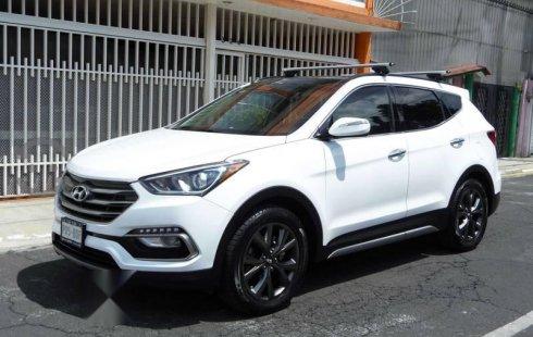 Hyundai Santa Fe impecable en Iztacalco más barato imposible