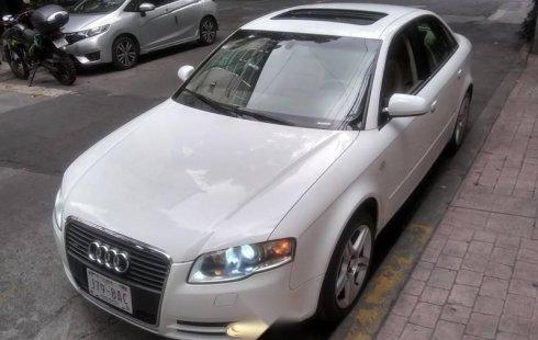 Urge!! Vendo excelente Audi A4 2008 Automático en en Cuauhtémoc