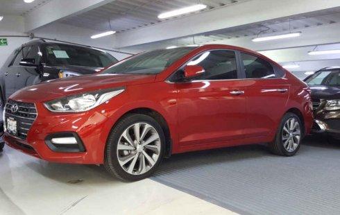 Hyundai Accent 2019 en Benito Juárez