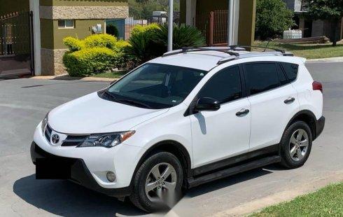 Un excelente Toyota RAV4 2015 está en la venta