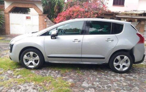 Quiero vender urgentemente mi auto Peugeot 3008 2013 muy bien estado
