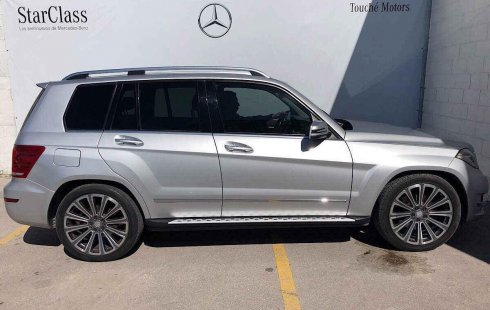 Mercedes-Benz Clase GLK 2015 impecable