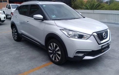Nissan Kicks Automático