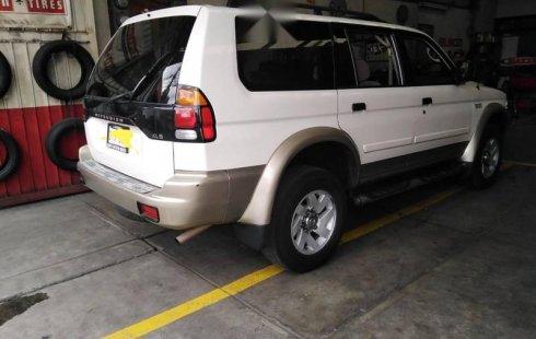 Un Mitsubishi Montero Sport 2007 impecable te está esperando