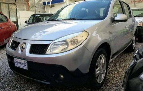 No te pierdas un excelente Renault Sandero 2011 Automático en San Luis Potosí
