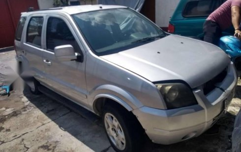 Quiero vender urgentemente mi auto Ford EcoSport 2005 muy bien estado
