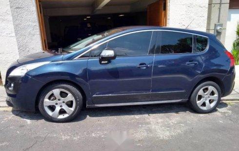 Urge!! Vendo excelente Peugeot 3008 2011 Automático en en Benito Juárez
