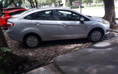 Se vende urgemente Ford Fiesta 2017 Manual en Irapuato