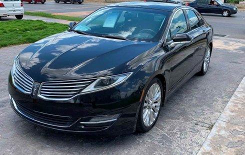 Un excelente Lincoln MKZ 2013 está en la venta