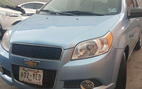 Chevrolet Aveo Manual