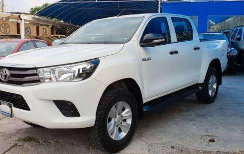Quiero vender cuanto antes posible un Toyota Hilux 2017